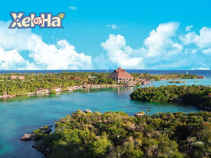 Xel Ha Cancun Mexico